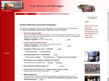 Voigt-Realschule Göttingen