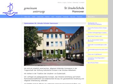 St.Ursula-Schule Hannover
