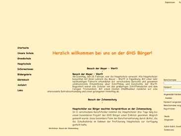 GHS Börger