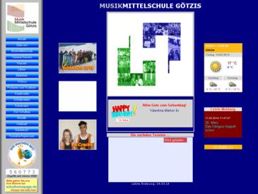 Haupt- und Musikhauptschule Götzis