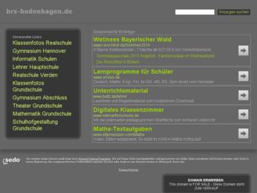 Haupt- und Realschule Hodenhagen
