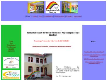 Regenbogenschule Weetzen