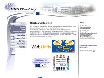 BBS Wechloy der Stadt Oldenburg