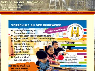 Ganztagsschule an der Burgweide Hamburg
