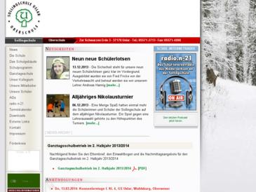 Sollingschule Uslar - Haupt und Realschule Uslar