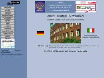 Albert-Einstein-Gymnasium