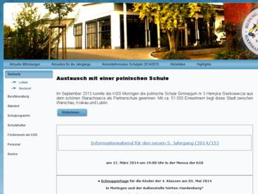 Kooperative Gesamtschule Moringen