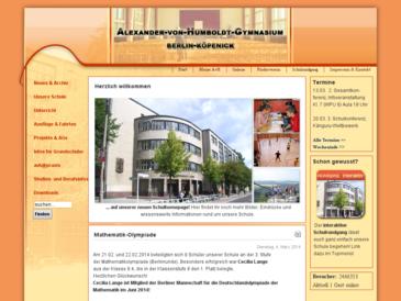 Alexander-von-Humboldt-Oberschule
