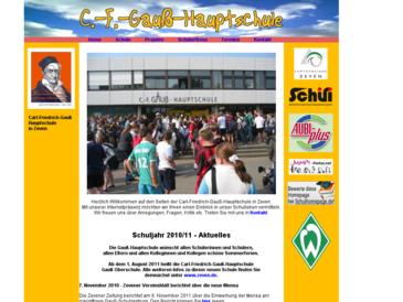 Carl-Friedrich-Gauß-Hauptschule