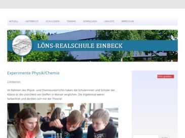 Löns-Realschule Einbeck