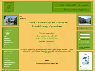 Lyonel-Feininger-Gymnasium Mellingen/Buttelstedt