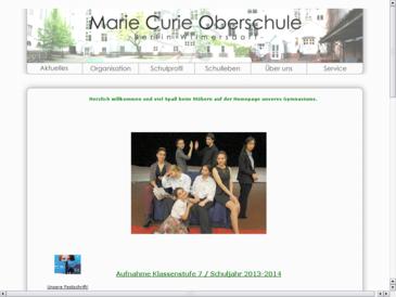 Marie-Curie-Oberschule (Gymnasium)