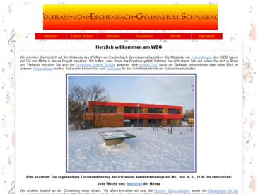 Wolfram-von-Eschenbach-Gymnasium