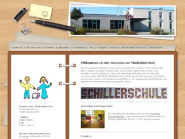 Grundschule Friedrich von Schiller