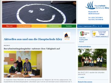Städtische Gemeinschaftshauptschule Dortmund Kley
