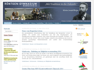 Röntgengymnasium Remscheid-Lennep