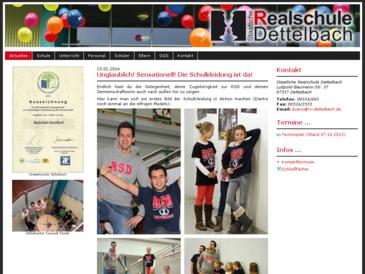 Staatliche Realschule Dettelbach