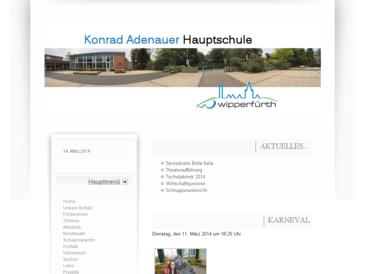 Konrad-Adenauer-Hauptschule Wipperfürth