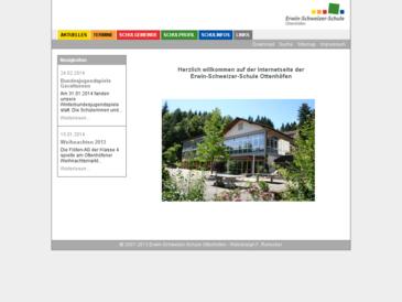 Erwin-Schweizer-Schule Ottenhöfen