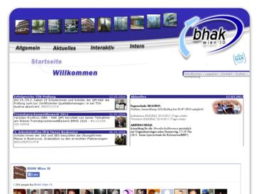 BHAK & BHAS Wien 10