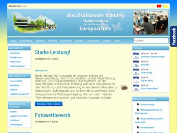 Europaschule - Berufsbildende Schulen in Oschersleben
