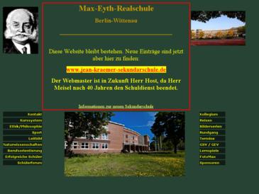 Max-Eyth-Schule