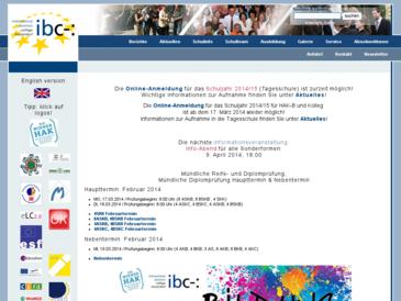 International Business College Hetzendorf