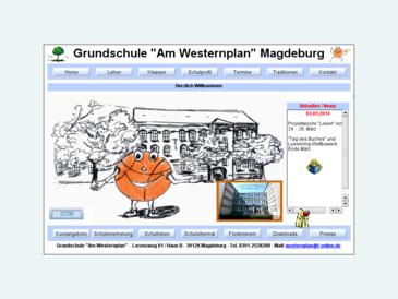 """Grundschule """"Am Westernplan"""""""