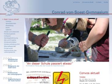 Convos.de - Conrad-von-Soest-Gymnasium Soest
