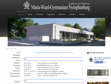 Maria-Ward-Gymnasium Nymphenburg