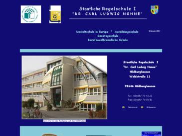 Staatliche Regelschule I Hildburghausen