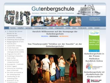 Gutenbergschule Eberstadt Darmstadt