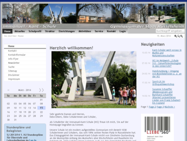 Immanuel-Kant-Schule Rüsselsheim