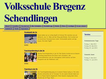 Volksschule Schendlingen