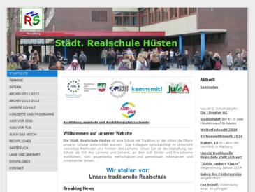 Städtische Realschule Hüsten