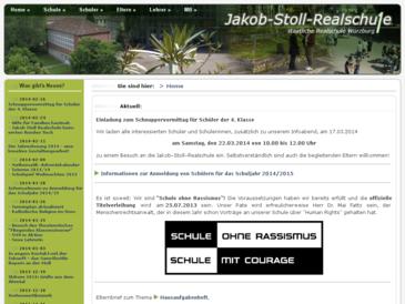 Jakob-Stoll-Realschule, staatliche Realschule Würzburg 1