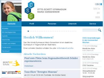 Otto-Schott-Gymnasium Mainz-Gonsenheim
