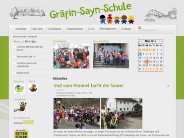 Gräfin-Sayn-Schule Drolshagen - katholische Grundschule der Stadt Drolshagen