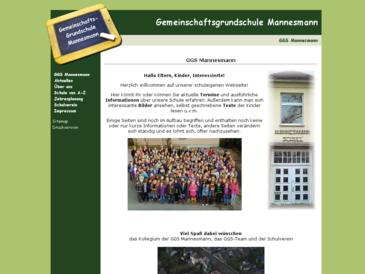 Gemeinschaftsgrundschule Mannesmann