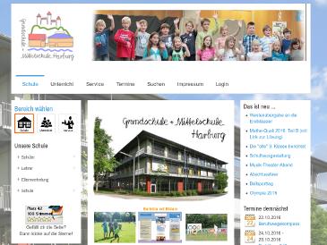 Grundschule + Mittelschule Harburg (Schwaben)