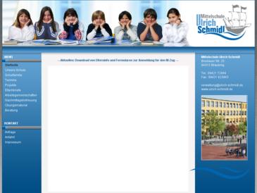 Mittelschule Ulrich Schmidl Straubing