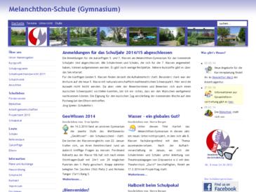 Melanchthon-Schule (Gymnasium) Berlin-Hellersdorf