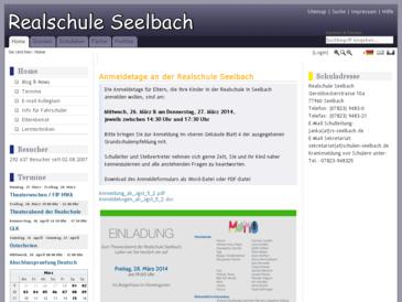 Realschule Seelbach