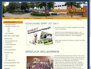 Auburg Schule - VGS Wagenfeld
