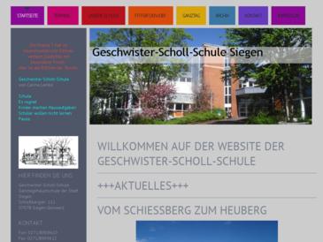 Geschwister-Scholl-Schule Siegen