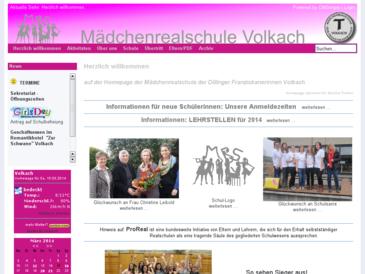 Mädchenrealschule  Volkach