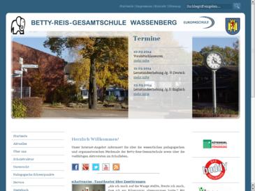 Betty-Reis-Gesamtschule Wassenberg - Europaschule