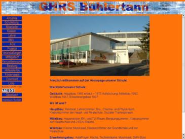 Grund-, Haupt- und Realschule Bühlertann