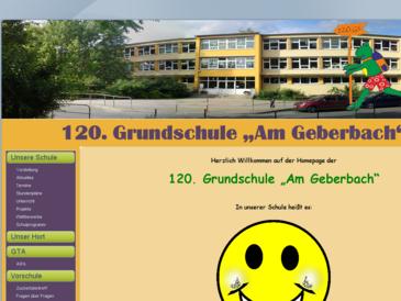 """120.Grundschule """"Am Geberbach"""""""