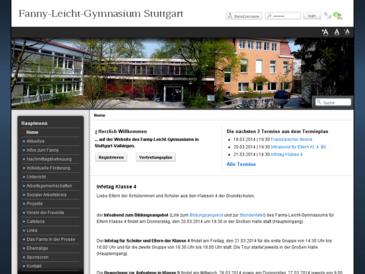 Fanny-Leicht-Gymnasium Stuttgart
